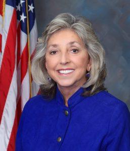 A photo of Congresswoman Dina Titus