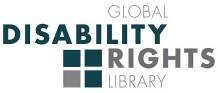 Global Disability Rights Library Logo