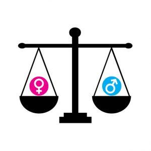 Gender Equity Symbol